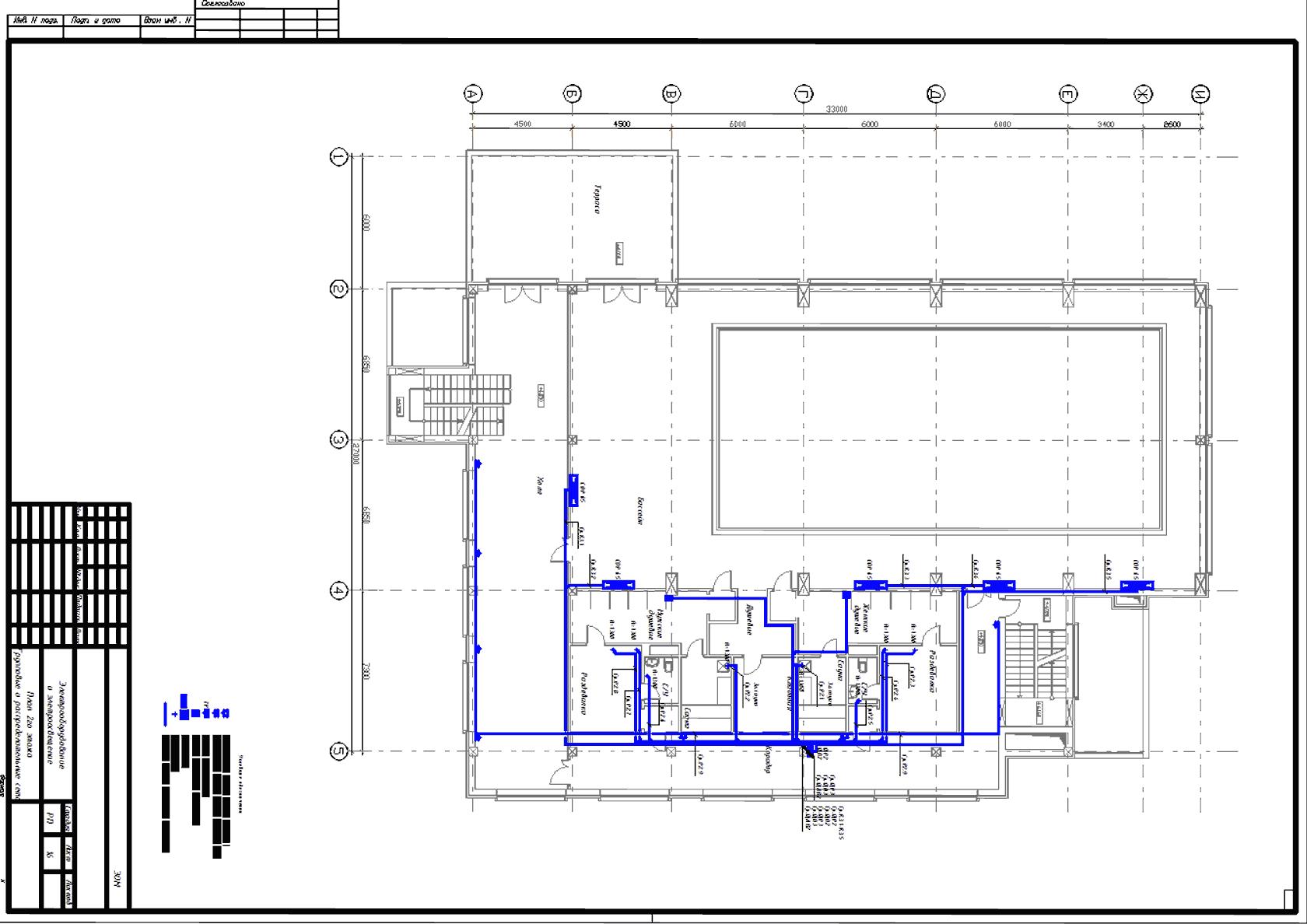 итп в многоквартирном доме схема снип