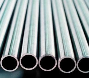Монтаж стальной трубы